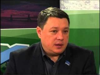 Актуальное интервью с заместителем председателя Законодательного собрания ЯНАО Сергеем Ямкиным