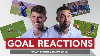 """""""That Is BEAUTIFUL!""""   Mason Mount & Hakim Ziyech React To Classic Chelsea Goals In The FA Cup"""