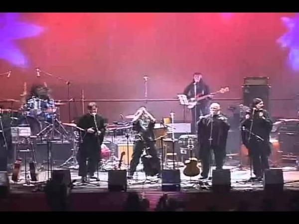 Inti Quila Inti illimani y Quilapayun Música en la Memoria Todos Juntos concierto completo