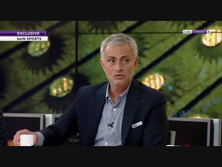 """""""when mourinho behaves bad on the touchline he's out, suspended. when jurgen and pep does, it's passion."""""""