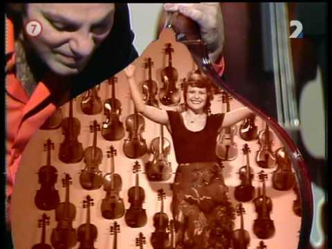 Jana Kocianová Antonín Gondolán 4 6 Husle a cimbal