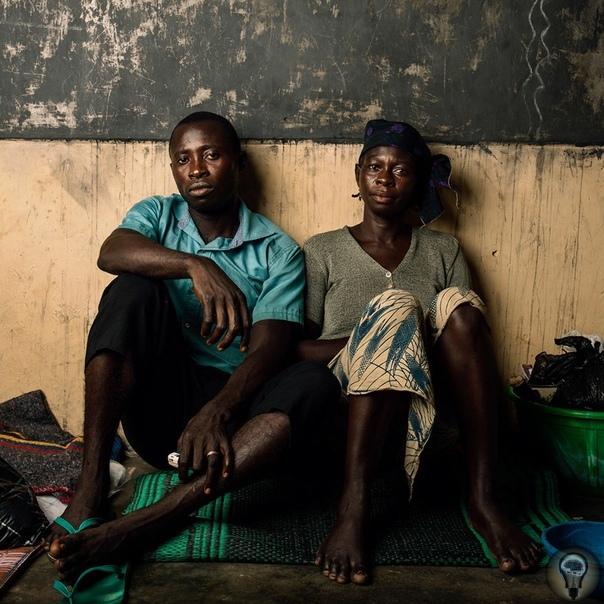 ПОРТРЕТЫ ЖИТЕЛЕЙ НИГЕРИИ. Ч.-1 Фотогалерея, посвященная людям из африканской сельской глубинки.Фотограф и журналист Август Удох живет в одном из крупнейших мегаполисов Африки и Нигерии
