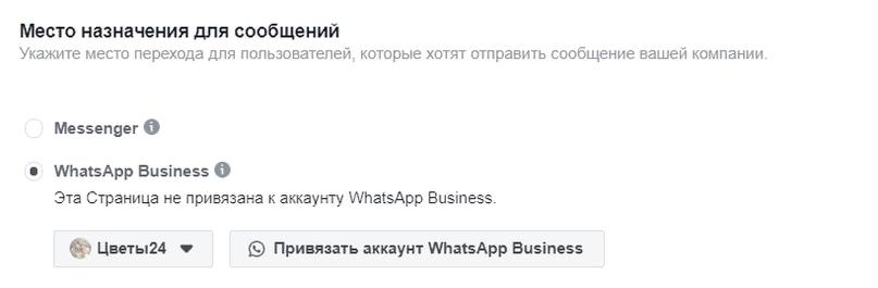 Как продвигать бизнес с WhatsApp: создаем профиль компании и настраиваем рекламу, изображение №16
