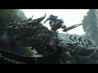 Transformers 4 Super Bowl Trailer - Transformers Age of Extinction