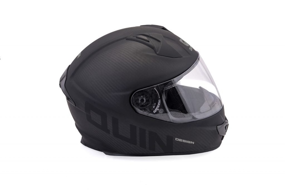 Умный шлем Quin Design Ghost Double Zero