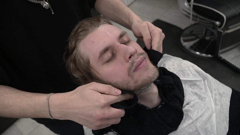 Традиционное бритье Relaxing Shave