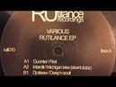 Dj Steaw Deep'n Soult Rutilance EP Rutilance Recordings 2016