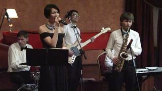 "Tanya Gulyaeva & Alex Band+ в ресторане ""Рояль"" на Юбилее и Помолвке  г."