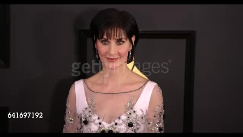 Enya at 59th Annual Grammy Awards Arrivals 12 02 2017 Beverly Hills California USA