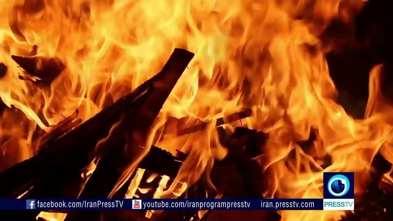 Iran Persian Fire festival Chahar Shanbeh Souri چهارشنبه سوري ايران