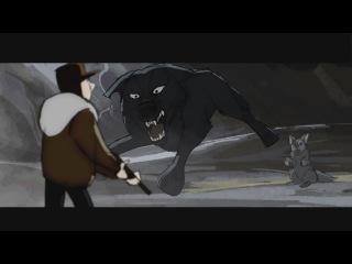 « Плач Волчицы »  Трогательный и Душевный Мультик  HD