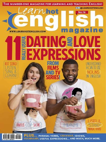Learn Hot English I220 09.2020