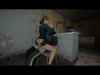 Гражданка и метрокоп half-life 2 metrocop sex секс