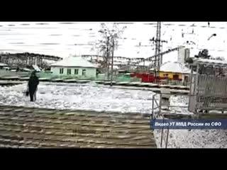 Разбойное нападение на станции