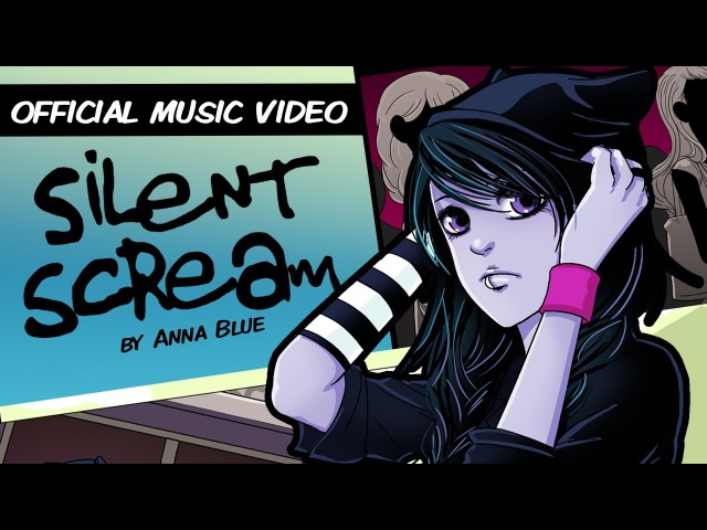 Anna Blue Silent Scream Official Music Video