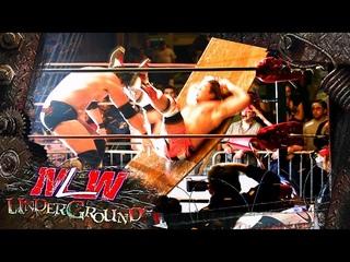 MLW Underground #5: Satoshi Kojima vs. Vampiro | Mike Awesome vs. Jerry Lynn