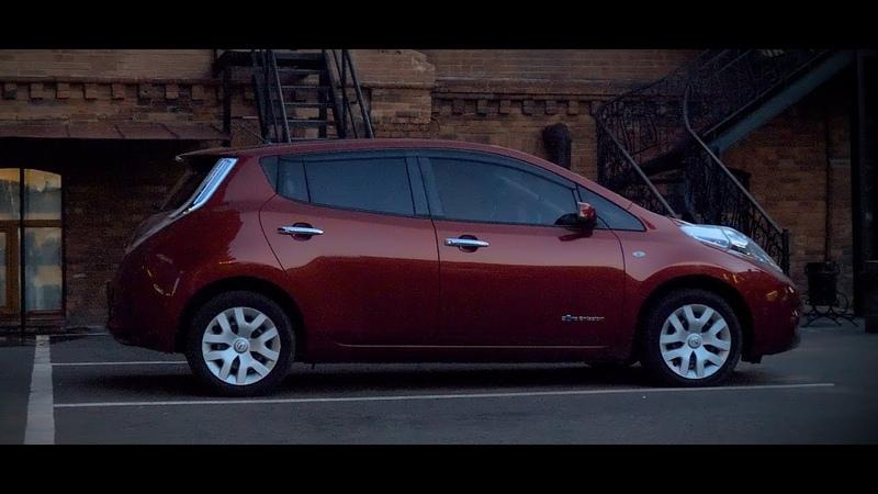 Электрокар с ДИНАМИКОЙ Tourer V Nissan Leaf