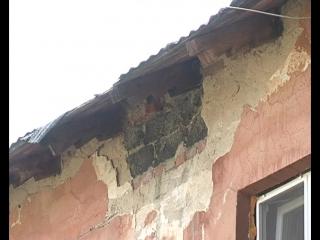 Более полутора тысяч человек в Курске проживают в аварийных домах