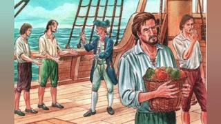 Почему моряки не ловили рыбу даже когда кончалась еда?