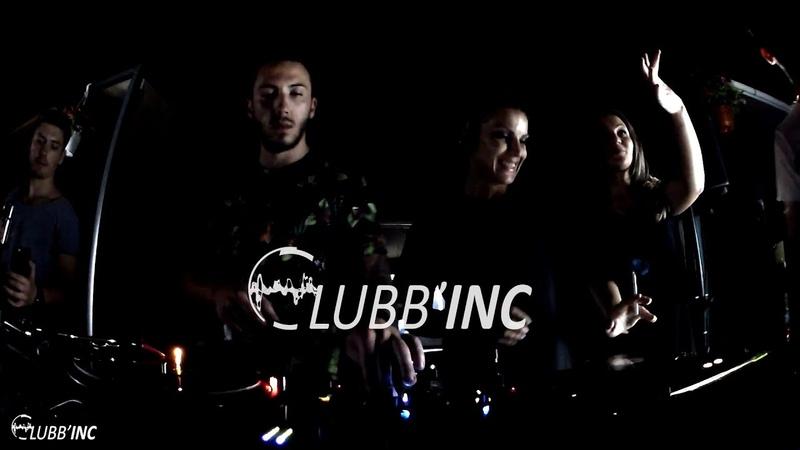Cristina Dan Tudor Deep Tech Minimal Mix Riverside Clubb Inc Dj Set
