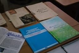 Ценные экспонаты школьного музея хранятся в Ильино