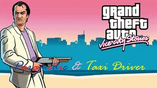 GTA: Vice City Stories - Paramedic & Taxi Driver / Парамедик и Таксист (No Commentary)