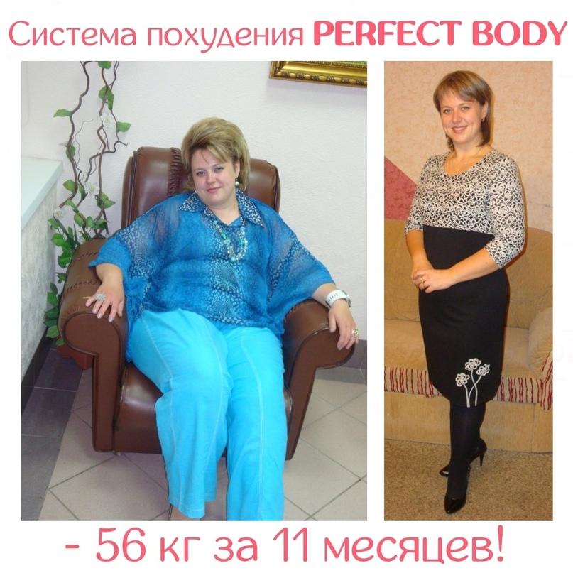 Здравствуйте! хочу поделиться с вами моей историей похудения по системе Perfect Body. 😊