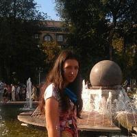 Фотография страницы Инны Коршун ВКонтакте