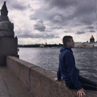 Фотография страницы Александра Сычёва ВКонтакте