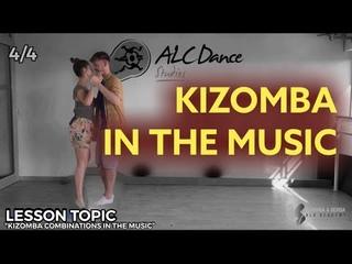 How to do Kizomba Musicality interpretation? Paula & Ricardo ALC