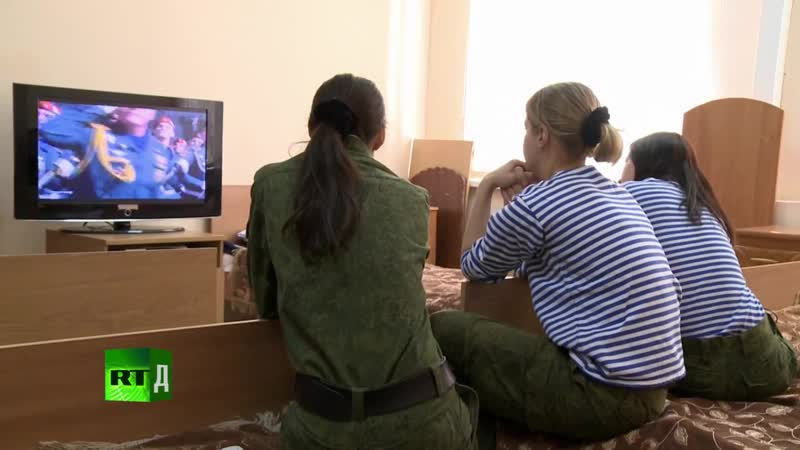 Женский батальон РГВВДКУ 21 серия