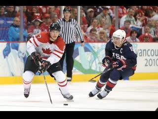 История 36. Хоккей. ОИ-2010. Финал. Канада - США