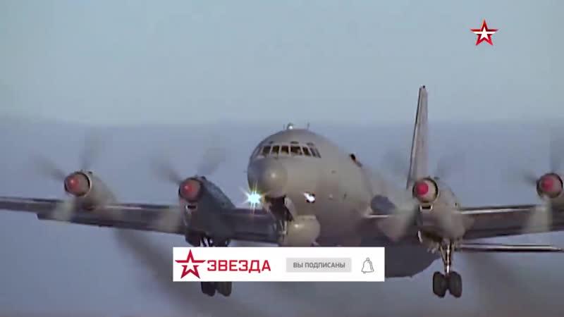 Полеты противолодочных Ил 38 над Баренцевым морем