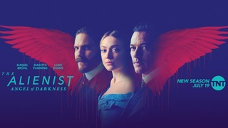 TNT's The Alienist: Angel of Darkness - Daniel Brühl, Luke Evans, and Dakota Fanning in Conversation