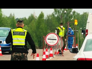 Стрельба по мигрантам на белорусско-литовской границе: как Запад избавляется от «гостей»? Панорама