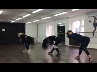 JAZZ - FUNK в MILLENIUM | Танцы для девушек | Киров