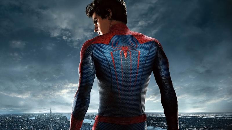 Новый человек паук 2012 Весь Фильм Смотреть Онлайн
