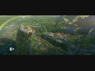 Снежная Королева: Зазеркалье (2018) Официальный трейлер