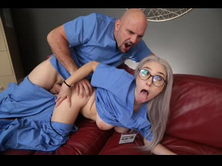 Skylar Vox  - Registered Nurse Naturals [Teen, Blonde, Hardcore, Big Tits, Blowjob, Hardcore, All Sex, 1080p HD]