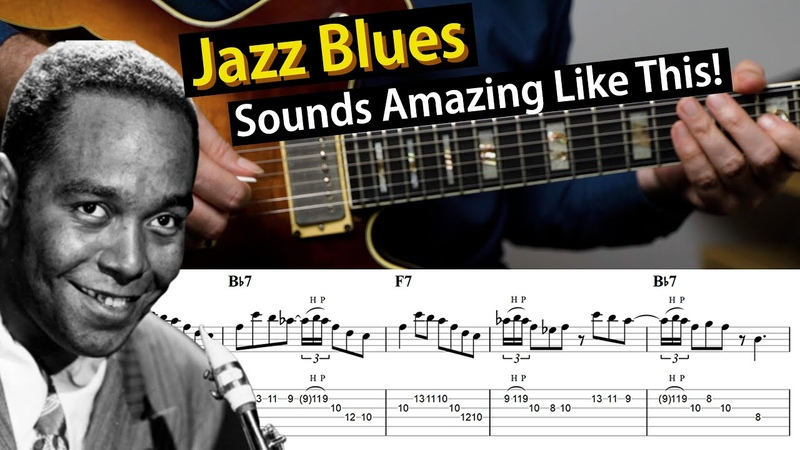 Jazz Blues 3 Easy Techniques That Make You Sound Better