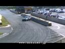 D-Max drift at Meihan Sportsland in HD