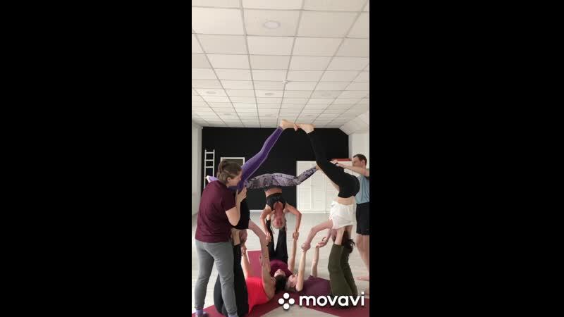 три звезды в Dance House