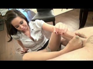 Officer kimmy lee footjob interrogation