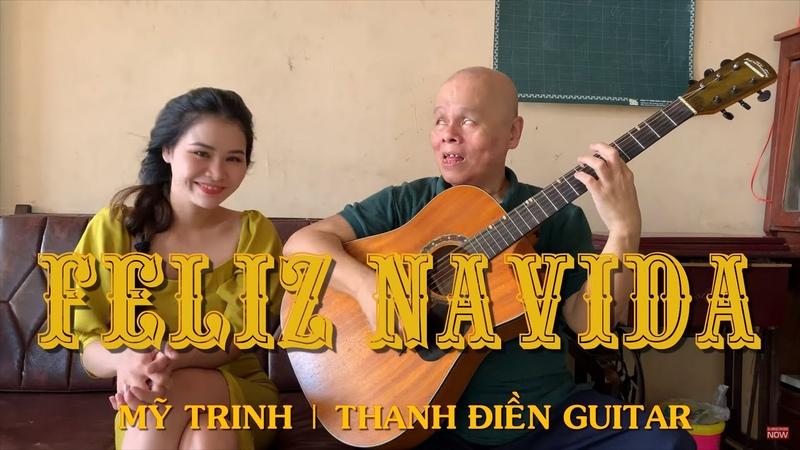 Feliz Navidad | Mỹ Trinh Thanh Điền Guitar