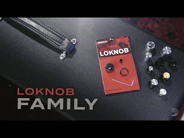 Loknob D'Addario Accessories