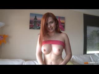 CumLouder Angell Summers- Porn life in Pink Horny Busty MILF Cumshot  Hottie