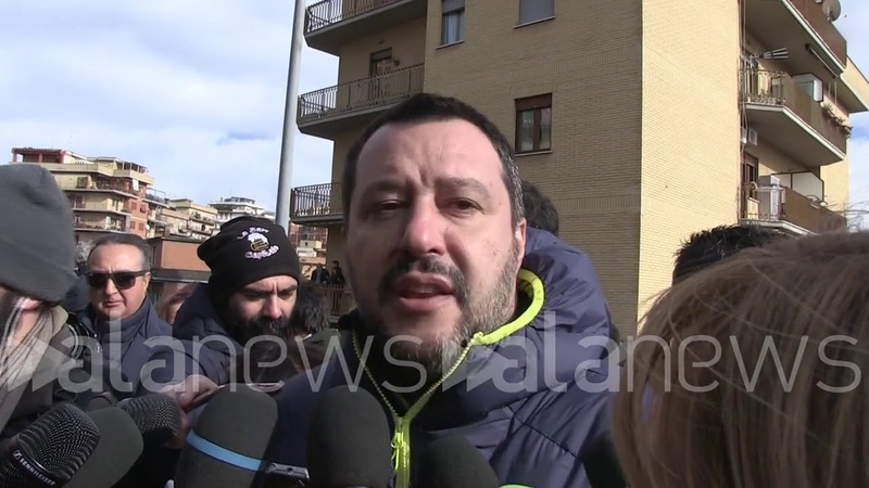 Salvini: Tav? I miei tecnici mi hanno dato dati che dimostrano che conviene farla