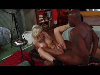 Full HD porn Kleio Valentien Big Black Cock For Tattooed Slut татуированная груд