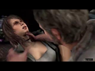 The Last of Us part 2 WINTER [3D анимация порно для геймеров pornogame sex porno oral] casting, anal, big tits, squirt, big ass