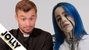 British Priest reacts to BILLIE EILISH for the first time